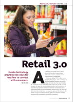 Mobile technology for retail